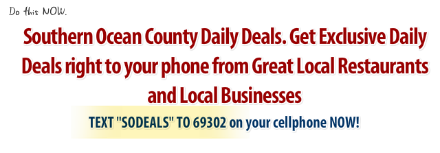 Southern Ocean County Daily Deals