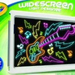 Crayola Widescreen Light Designer