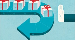 The Gift Return Site Saves Time and Money