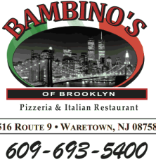 $5.00 Lunch at Bambino's Pizza in Waretown