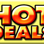 Learn about all the different types of deals.